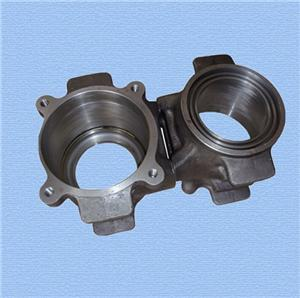 Customized casting iron part