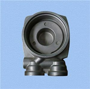 Customized cast iron valve body