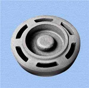 Ductile iron casting cookware cast iron disc