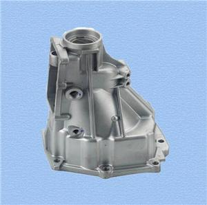 Cast Aluminium and Machined Automotive Part