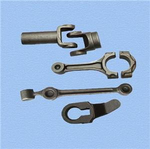 Cast Iron and CNC Machining Connecting Rods