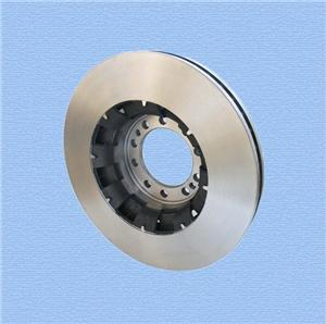 Cast Iron and Machined Brake System Brake Disc