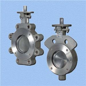 Sand Iron Casting Butterfly Valve Body