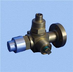 Electricity appliance brass complete valve