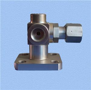 Customized aluminium complete valve