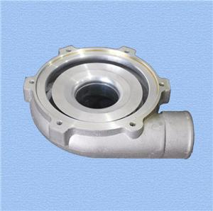 turbo charger aluminum compressor housing
