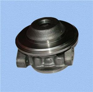 customized turbo charger cast iron intermediate