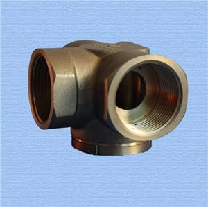 China Made pipe fitting from copper