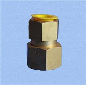 Nonferrous metal casting Brass casting bolt and nut