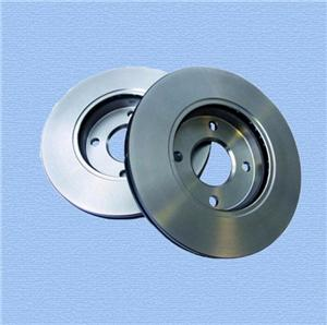 Different sizes Casting Iron Automotive Brake Disc