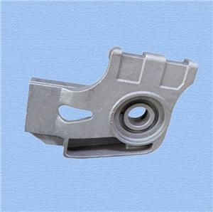 Customized shape iron sand casting tractor part