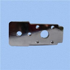 High quality aluminium machined part