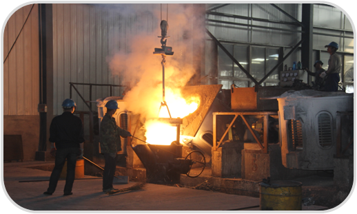 Metal casting service