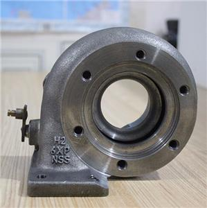 China cast iron turbine housing