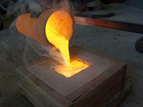 Affordable metal casting