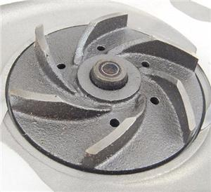 Customized Centrifugal cast iron pump impeller