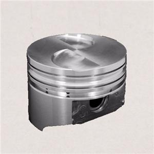 Air compressor cylinder and piston