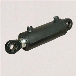Machined steel hydraulic cylinder rod