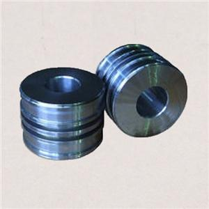 Machined steel hydraulic cylinder piston