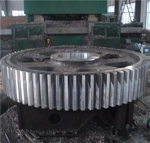 China Made casting steel gear