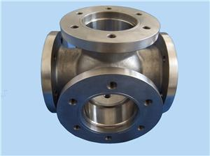 Investment Steel Casting flange