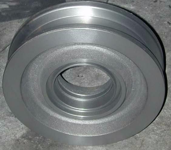 Ductile iron casting iron wheel