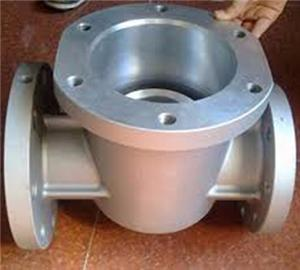 iron casting gate valve housing