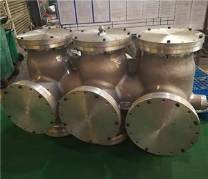 Gas-insulated switchgear aluminium tank housing