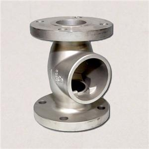 Stainless Steel Valve housing