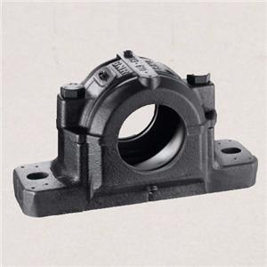 Cast steel bearing housing