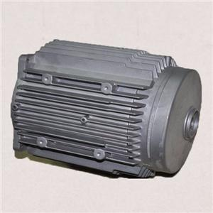 Cast iron, cast aluminium electric motor Housing