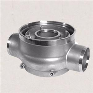 Cast Aluminium Valve Housing