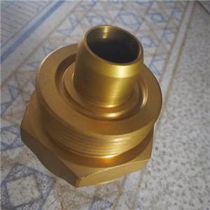 CNC Machined Brass Casting Fittings