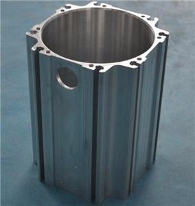 Aluminium Casting Electrical Motor Housing