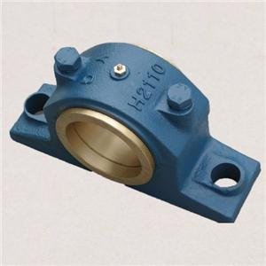 Precision casting and CNC machining Bearing Bracket