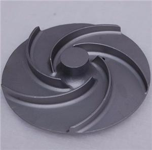 Investment Steel Casting Impeller