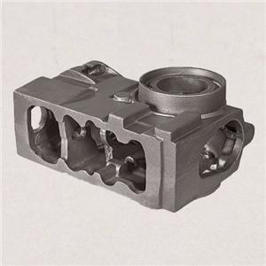 Cast Iron Gear Box