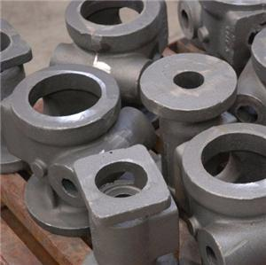 China made iron casting part