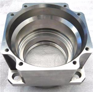 Cast steel part