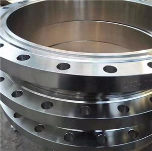 Iron Casting CNC machined Flange