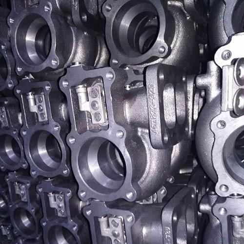 Stainless steel casting valve housing