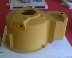 Investment casting steel casting