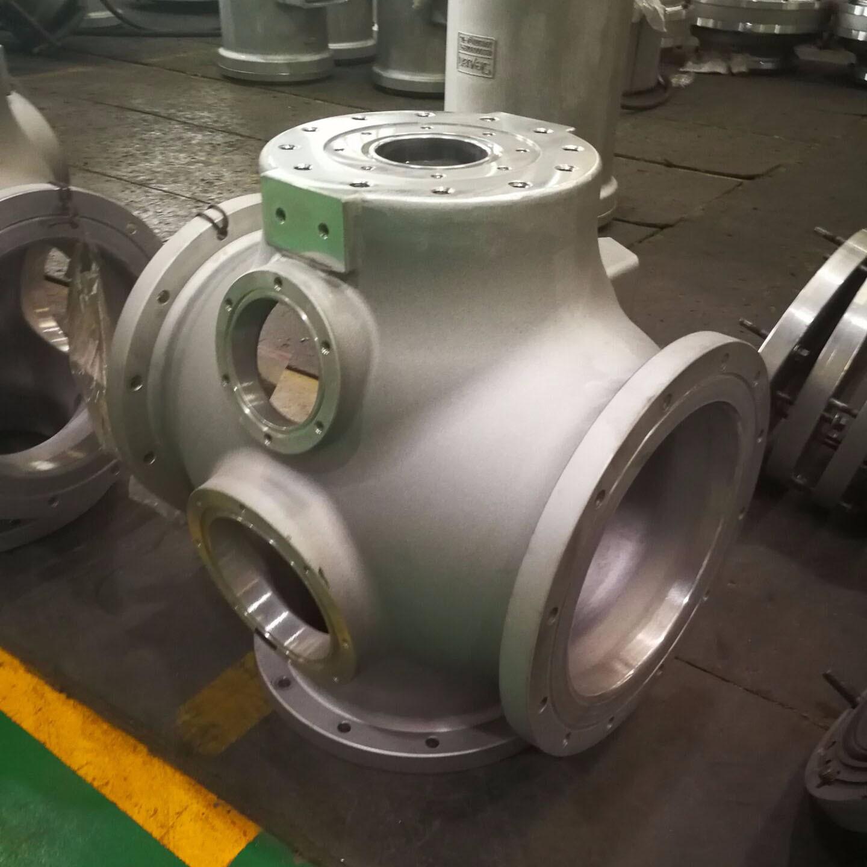 High quality cast aluminium housing for SF6 gas