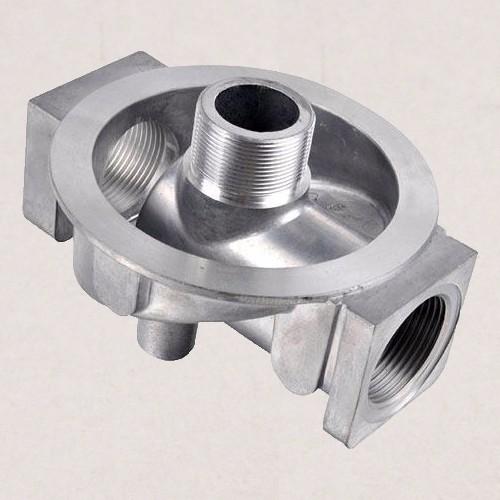 Aluminium high pressure die casting part