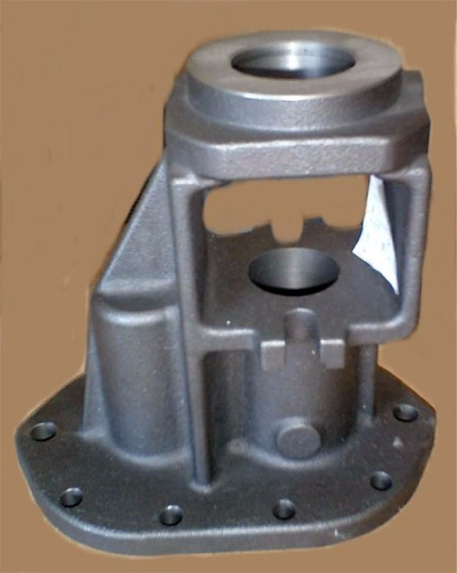 the most widely used casting process-Sand casting