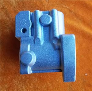 Customized aluminium casting part