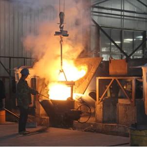 China Dandong Hengrui Metal casting, Foundry