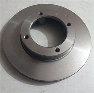 Cast iron automotive parts, brake disc