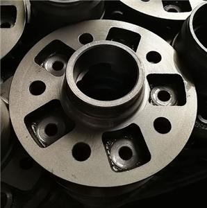 Cast iron automotive parts, wheel hub