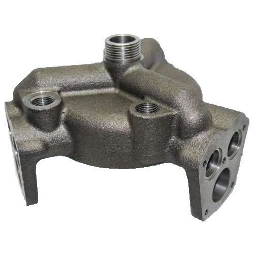 Foundry key product - cast iron cylinder housing FCD450